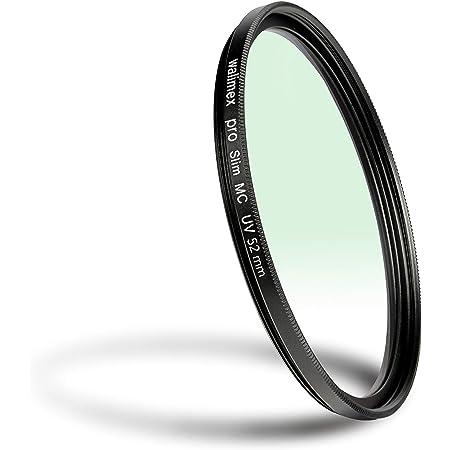 Walimex Pro Uv Filter Slim Mc 52 Mm Kamera