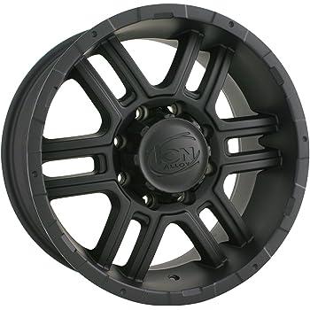 "Ion Alloy 179 Matte Black Wheel (18x9""/5x150mm)"