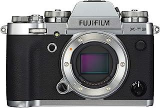 "Fujifilm X-T3 26.1 MP Mirrorless Camera Body (APS-C X-Trans CMOS 4 Sensor, X-Processor 4, EVF, 3"" Tilt Touchscreen, Fast &..."