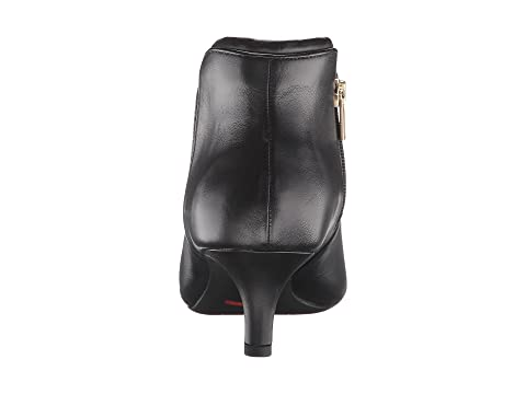 Kalila negro Motion Bootie Rockport Total cuero wqSSUO