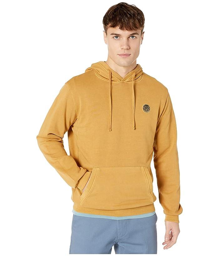 Rip Curl  Original Surfers Fleece (Yellow) Mens Clothing