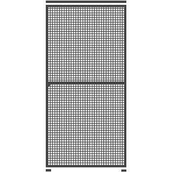 Mosquito Stop Mosquitera de puerta, 1 pieza, 100 x 210 cm, color blanco, 23588: Amazon.es: Bricolaje y herramientas