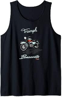 Vintage Triumph Bonneville T120 Motorcycle Tank Top