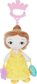 KIDS PREFERRED Disney Baby Princess Belle Light and Sound Activity Toy,Multicolor