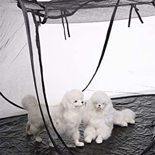 A Mobiliario y materiales para educación temprana NON Sharplace Tienda de Campaña Infantil Pop-up Playhouse Portátil y Plegable Ropa de Cama Juguete Interior para Decoración Dormitorio de Bebé Juegos de imitación