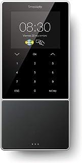 TImeMoto TM-818 SC - Verifica presenze con lettore MIFARE, DESfire e RFID per un massimo di 2.000 Utenti - Inclusa soluzio...