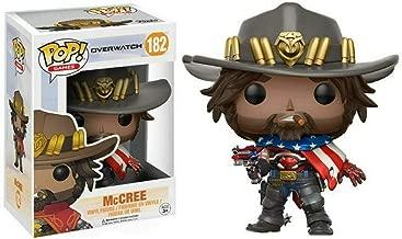 POP! Games: Overwatch USA McCree Exclusive Vinyl Figure