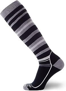 Value Snowboarding Socks for Men, Women - Warm Ski Sock, Snowboard Pack