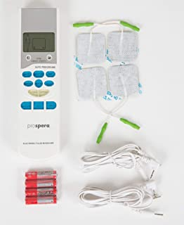PL009-EV Electronic Pulse Massager extra value with 8 refill pads, FDA approved, pain treatment for neck, shoulder, waist, back, arm and leg