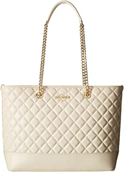 LOVE Moschino - Super Quilted Shopping Bag