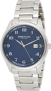 كينيث كول كلاسيك للرجال بسوار ستانلس ستيل - KC50841002