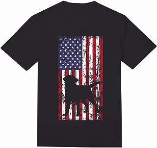 n/v Labrador Retriever Tshirt Labzilla Gift Puppy Lab Dog Tee Long Sleeve Tshirt-1