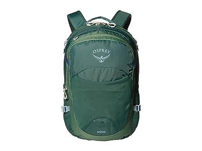 Osprey Nova (Tortuga Green) Backpack Bags