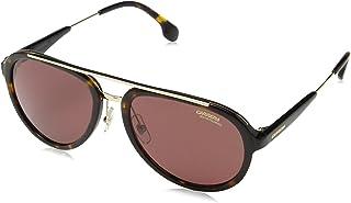 52 Carrera Unisex-Adults 5034//S DJ Sunglasses Hvnablck BRW