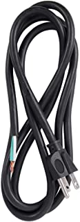 Bergen Industries Inc  PS613163  3-Wire Appliance and Power Tool Cord, 6 ft, 16 AWG,..