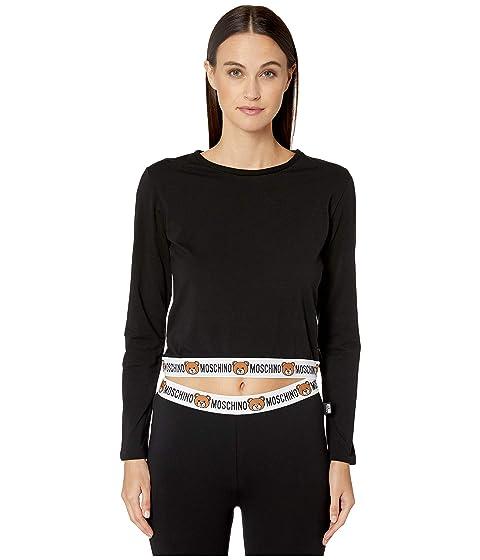 Moschino Underbear Long Sleeve T-Shirt