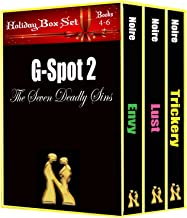 G-Spot 2 The Seven Deadly Sins Holiday Box Set Books 4-6, Envy, Lust, Trickery (G-Spot 2: The Seven Deadly Sins)