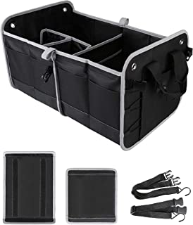 "Tahoe Trails 23"" Collapsible Trunk Organizer for Car Storage 