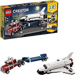 LEGO Creator - Transporte de la Lanzadera, Juguete