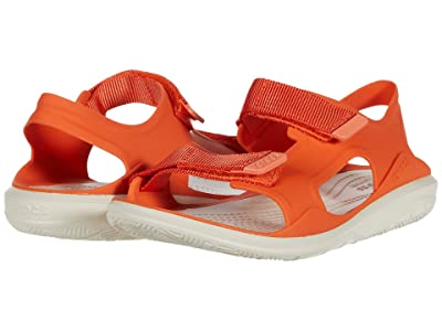 Crocs Swiftwater Expedition Sandal (Tangerine/Stucco) Women