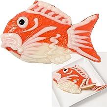 梅かま 細工かまぼこ めで鯛&食べ鯛 1号鯛