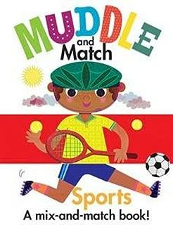 Muddle and Match : Sports : A Mix-And-Match Book