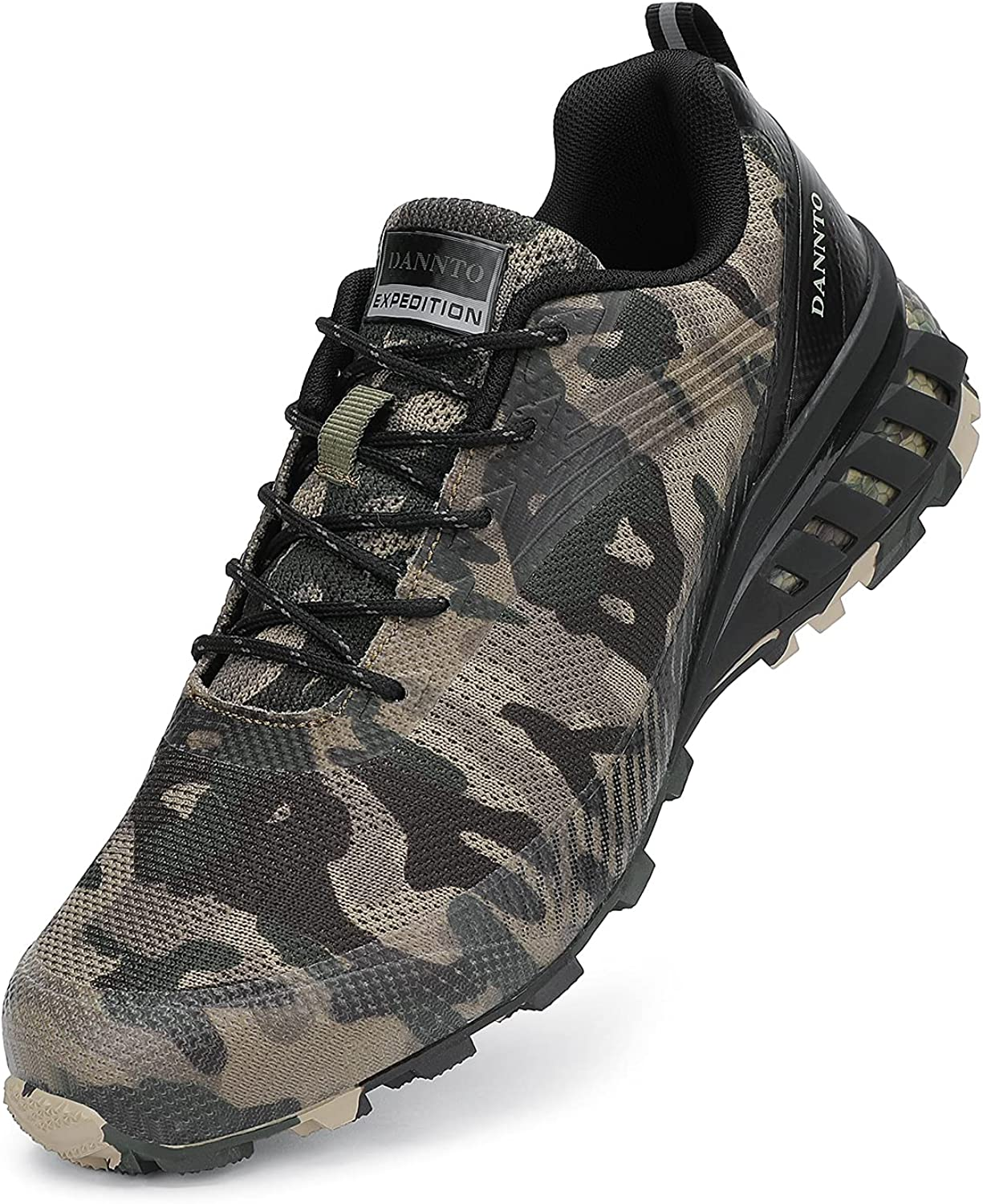 Dannto Very popular Men's Al sold out. Trail Running Shoes Sneakers Walking Outdoor Hiking