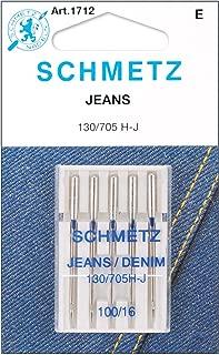 Tacony Corporation Klasse Jeans//Denim Machine Needles-Size 16//100 5//Pkg