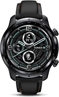ساعت هوشمند GPS و مردانه TicWatch Pro 3 ، از سیستم عامل Google استفاده کنید ، نمایشگر دو لایه 2.0 ، عمر باتری طولانی