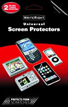 Body Glove WriteRight Universal Screen Protector for MP3 Players, Cameras, and SmartPhones - Pack of 5
