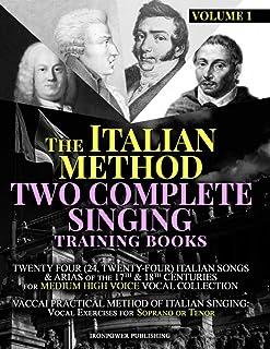 Amazon Fr 24 Italian Songs Arias Schirmer