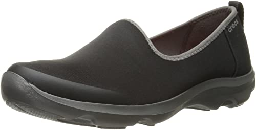 Crocs - Busy Busy Day stretch Skimmer Flat Femmes  nous fournissons le meilleur
