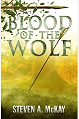 Blood of the Wolf (The Forest Lord Book 4) Kindle Edition
