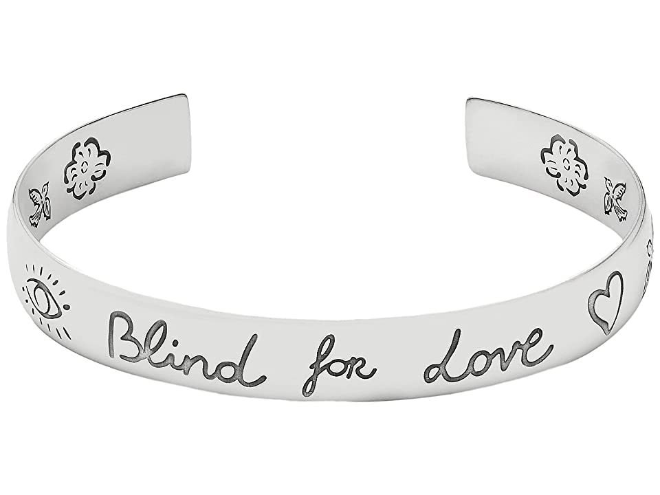 Gucci - Gucci 9mm Blind for Love Bangle