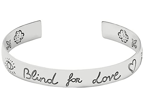 Gucci 9mm Blind for Love Bangle