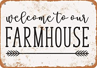 Best welcome to our farmhouse sign Reviews