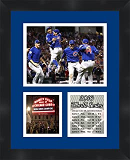 Frames by Mail Chicago Cubs 2016 World Series Celebration Framed Photo