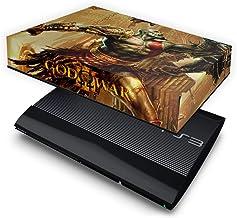 Capa Anti Poeira PS3 Super Slim - God Of War 3#1