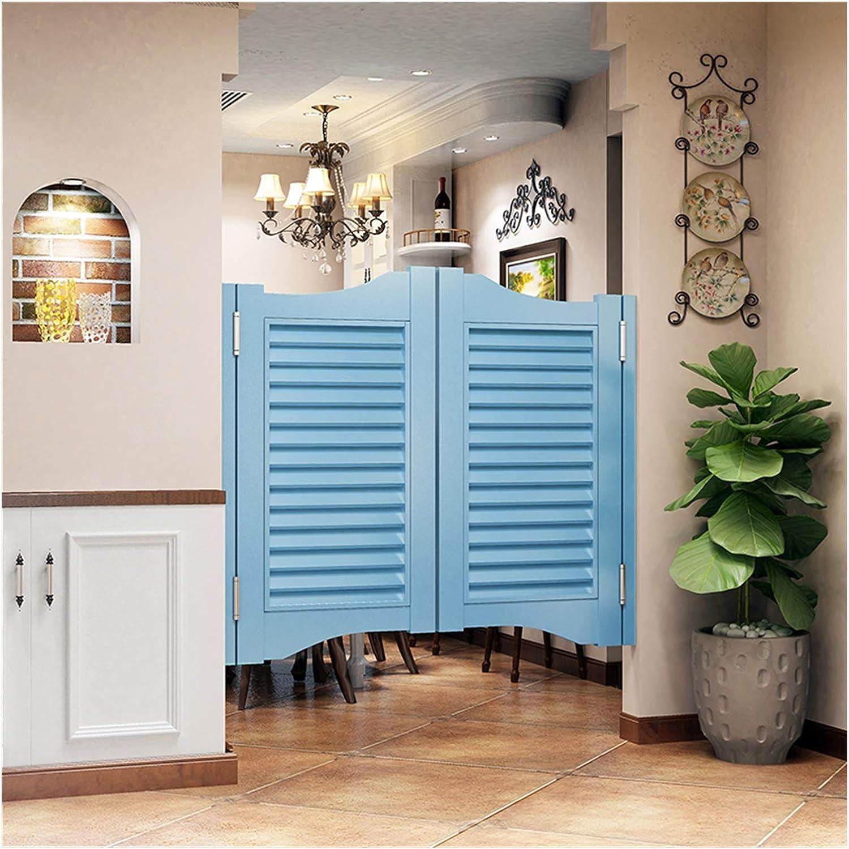 Now free shipping Saloon Door Cafe Swinging Solid Wood Bar Restaurant Ranking TOP2 Ki
