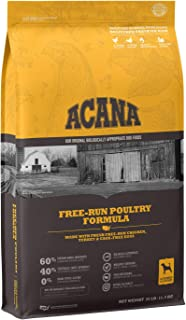 acana free range poultry