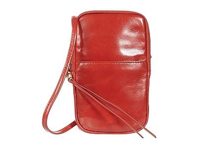 Hobo Fate (Brick Vintage Hide) Handbags