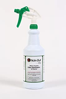 Nok-Out Odor Eliminator, 32 Oz Trigger Spray, Multi-Purpose Odor Eliminator and Cleaner