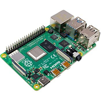 RASPBERRY PI 4 Model B 4GB ARM-Cortex-A72 4X 1,50 GHz, 4 GB RAM, WLAN-AC, Bluetooth 5, LAN, 4X USB, 2X Micro-HDMI