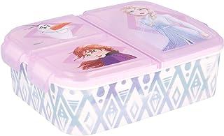 Kinderbroodtrommel | lunchbox | sandwichbox | ontbijtbox school kleuterschool (Frozen 2)