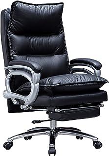 Bureaustoel, hoge Achterkant Executive Stoel, Comfortabele Game Lounge Stoel, Thuis Computer Bureau Draaistoel, Ergonomisc...