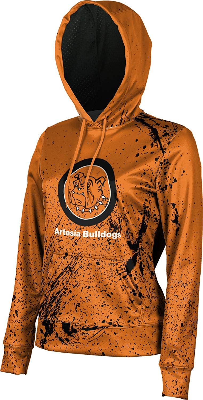 ProSphere Artesia High School Girls' Pullover Hoodie, School Spirit Sweatshirt (Splatter)