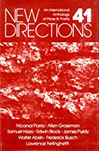 New Directions 41: An International Anthology of Prose & Poetry (New Directions in Prose and Poetry) (v. 41)