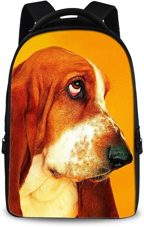 TAOTINGYAN Schulrucksack, Schultasche,Ruckscke (47 X 29 X 14 Cm) Double Shoulder Bag 3D, Vier