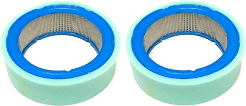 2 Pack, Replacement Air Filters Plus Pre-Filters For Briggs & Stratton 394018S, 394018, 392642, 272490S (pre-filter)