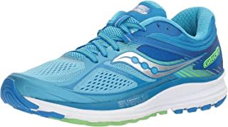 Womens Guide 10 Low Top Lace Up Running Sneaker, Blue, Size 11.5
